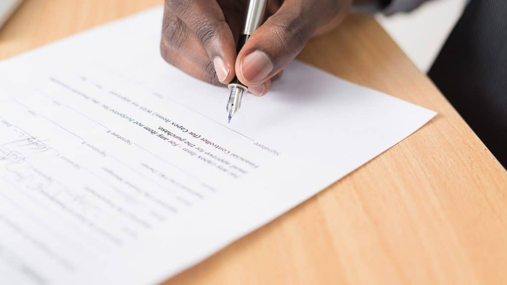 """What is considered to be an """"unfair contract"""" in a small business context?"""